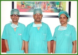 Operating theatre team